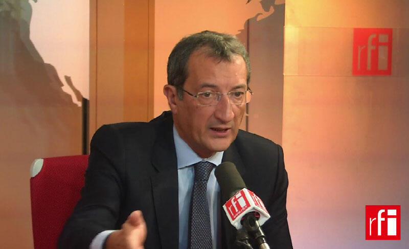 François Lamy, député PS de l'Essonne.