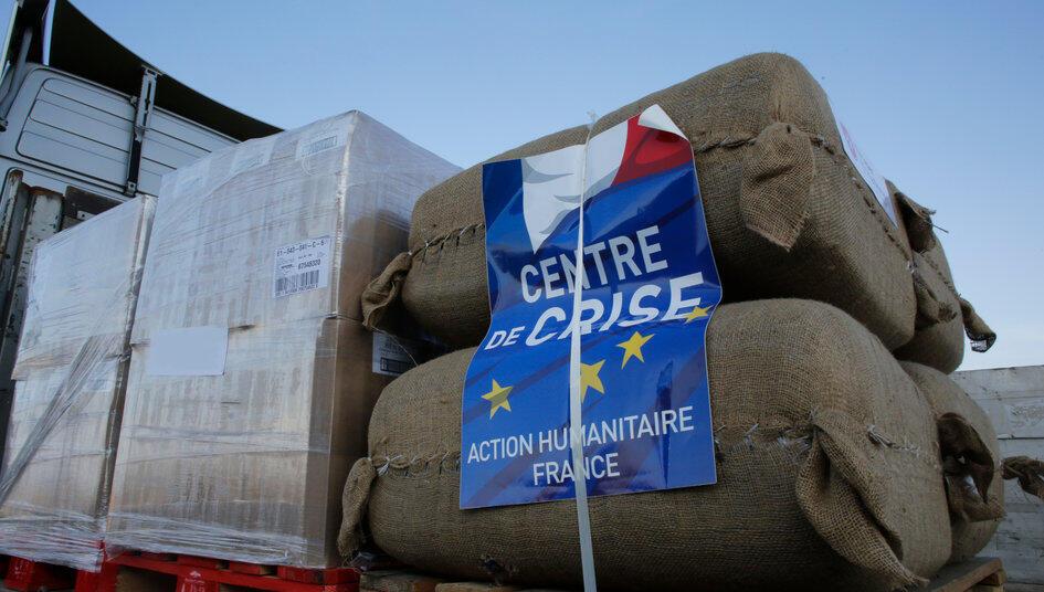 کمکهای فرانسه