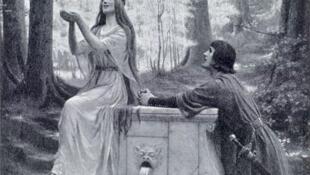Pelléas et Mélisande.