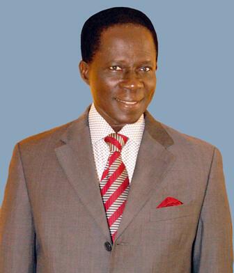 Professeur Ibrahima Fall, représentant spécial de l'Union africaine pour la Région des Grands Lacs
