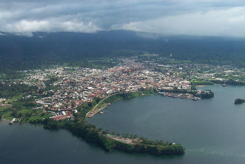 Malabo, la capitale de la Guinée équatoriale.