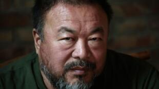 Le dissident chinois Ai Weiwei, le 22 mai 2013.