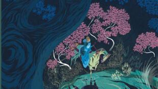 Couverture de «L'âge d'or» de Cyril Pedrosa et Roxanne Moreil