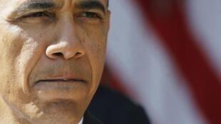 Rais wa Marekani Barack Obama akiendelea kutafakari njia za kushawishi bajeti mpya ya serikali kupitishwa
