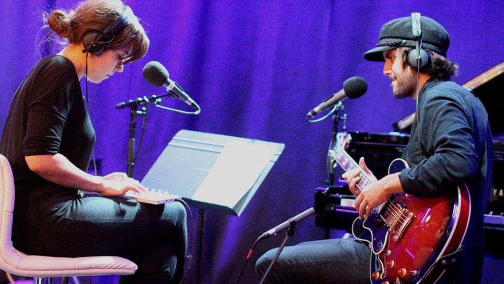 Julie Boivin et Jean-Michel Pigeon de Monogrenade à RFI.