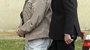 Enrique Arancibia Clavel, condamné pour le meurtre de l'ancien ministre la Défense de Salvador Allende, Carlos Prats et de son épouse.