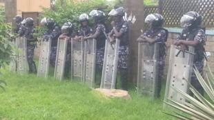 Polisi wa Uganda