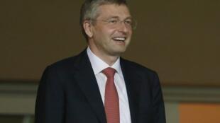 Российский миллиардер Дмитрий Рыболовлев