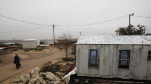 Colono israelense em território palestino: a ocupação será investigada pela Comissão de Direitos Humanos da ONU.