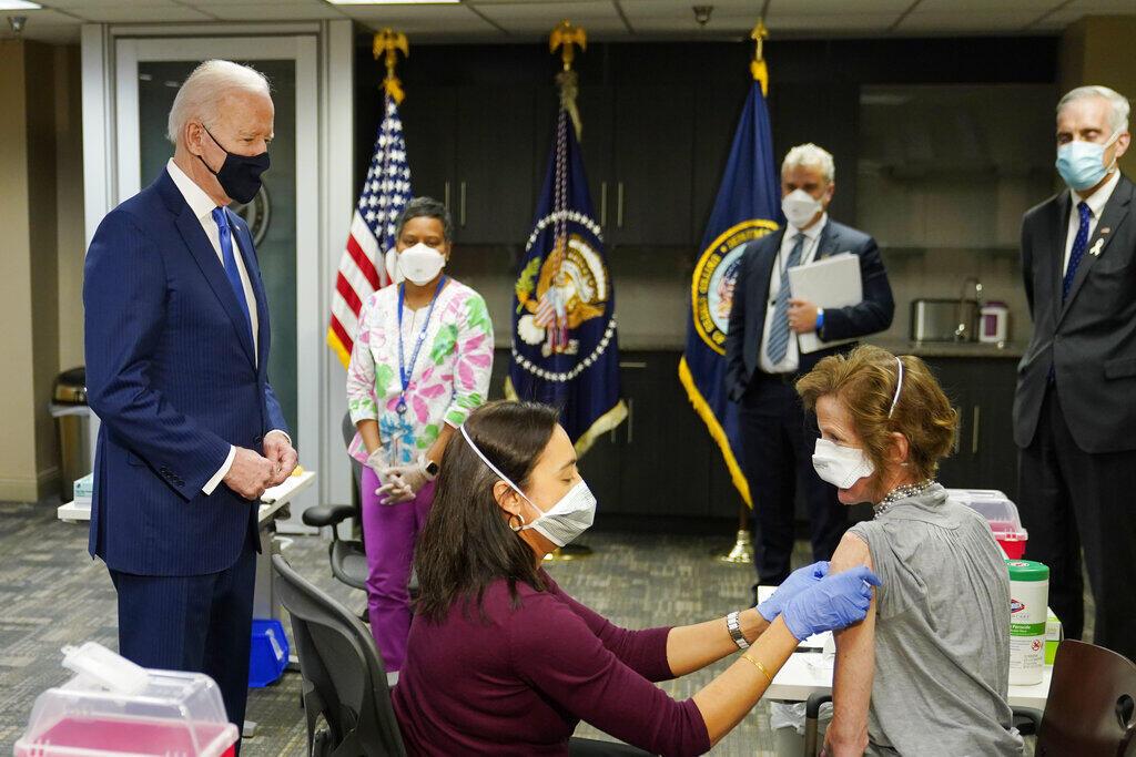 Biden vacinas
