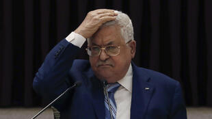 """Palestinian president Mahmoud Abbas, headed to Germany for """"medical tests"""", according to a source in his office"""