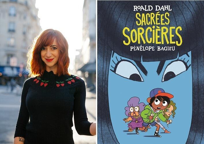 "Pénélope Bagieu es la autora de ""Las brujas""."