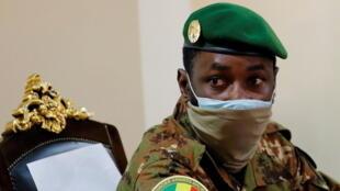 Presidente de transição do Mali,Assimi Goïta
