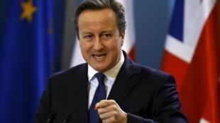 David Cameron negociou por mais de 30 horas uma alternativa à saída do Reino Unido do bloco europeu.