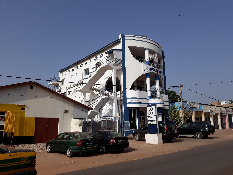 La librairie «Timbooktoo» en Gambie est un véritable refuge pour les rares passionnés de lecture.