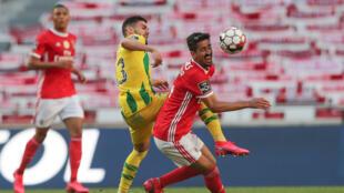 Benfica - Desporto - Futebol - Tondela - Liga Portuguesa - Football - SL Benfica