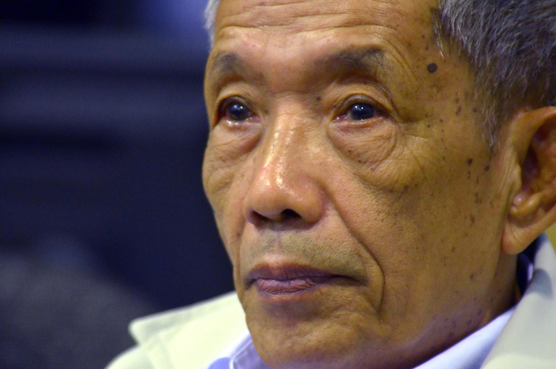 Douch, torturador do Khmer Vermelho.