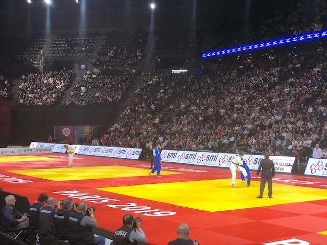O Grand Slam de Paris é um dos mais tradicionais torneio do circuito do judô.