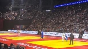 O Grand Slam de Paris é um dos mais tradicionais torneios do circuito do Judo.