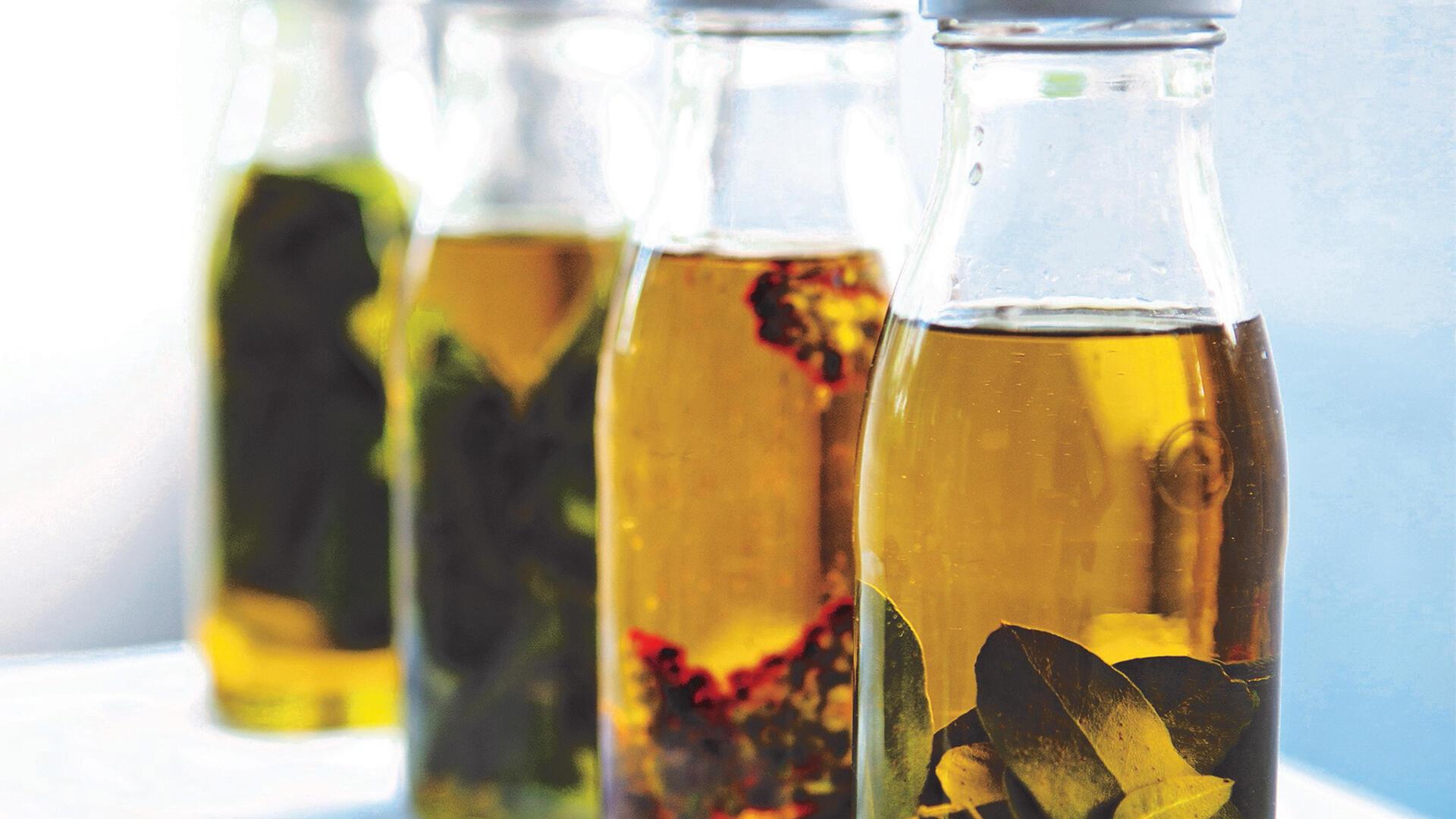 La cuisine des arbres - huiles parfumées - Ulmer - Le Goût du monde 31 juillet 2021