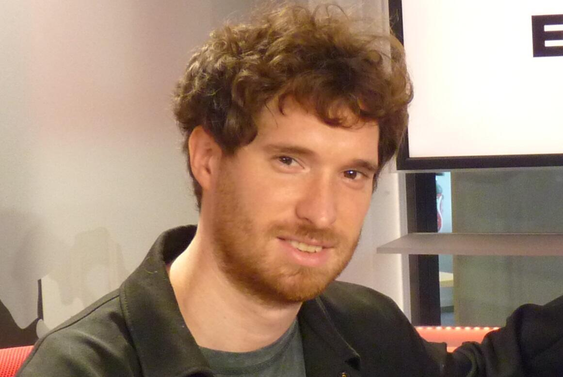 El pianista argentino Pablo Murgier en RFI