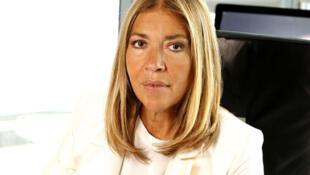 Marie-Christine Saragosse, présidente de France Médias Monde.