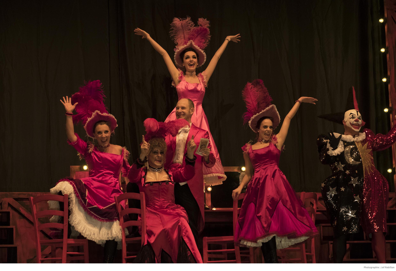 L'opérette «Mam'zelle» est en tournée dans toute la France.