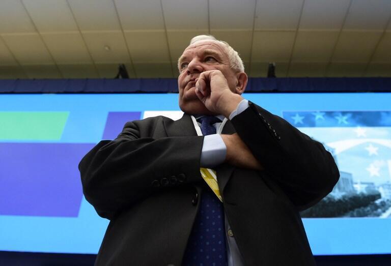 Глава Европейской народной партии Жозеф Доль