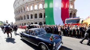 O fortalecimento dos partidos nacionalistas na Europa como o novo governo italiano qu é o exemplo mais recente dessa novidade no voto democrático.