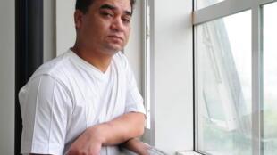 Уйгурский ученый и правозащитник Ильхам Тохти