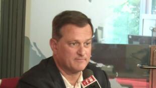 Louis Aliot, vice président du Front national.