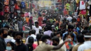 Covid-19: Inde est le 2e pays le plus touché au monde