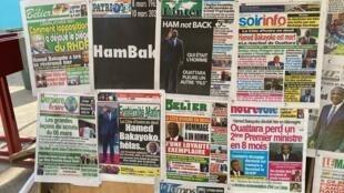 Ce jeudi matin, la presse ivoirienne rend hommage à Hamed Bakayoko.