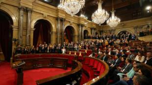 西班牙加泰羅尼亞地區議會