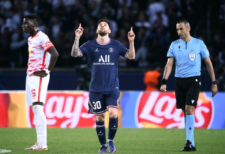Lionel Messi - PSG - Paris Saint-Germain - Ligue 1 - Futebol - Desporto - Champions League - Ligue des Champions - Liga dos Campeões - UEFA - Argentina - Argentine