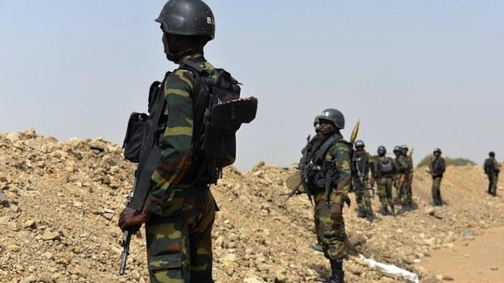 Watu 5000 wameokolewa kutoka mikononi ya kundi la Boko Haram.