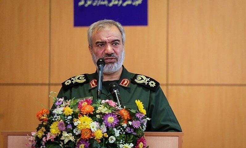 Iran_Commandant des gardiens de la revolution