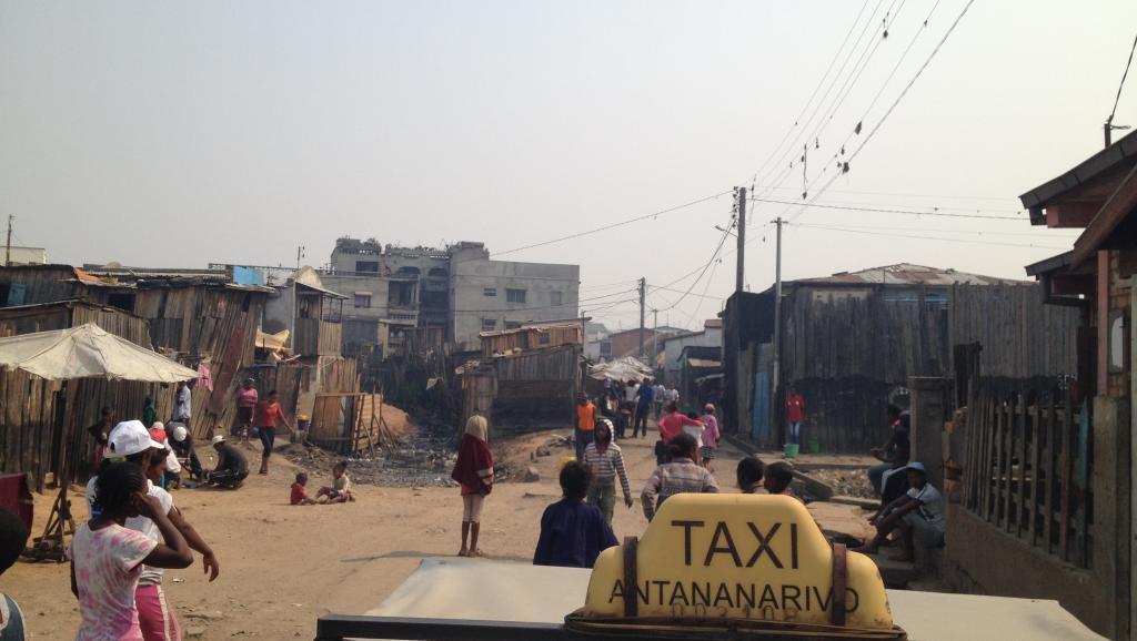 A Madagascar. Y a-t-il un risque de tremblement de terre plus violent et destructeur comme en Haïti en 2010? Non, selon les chercheurs.