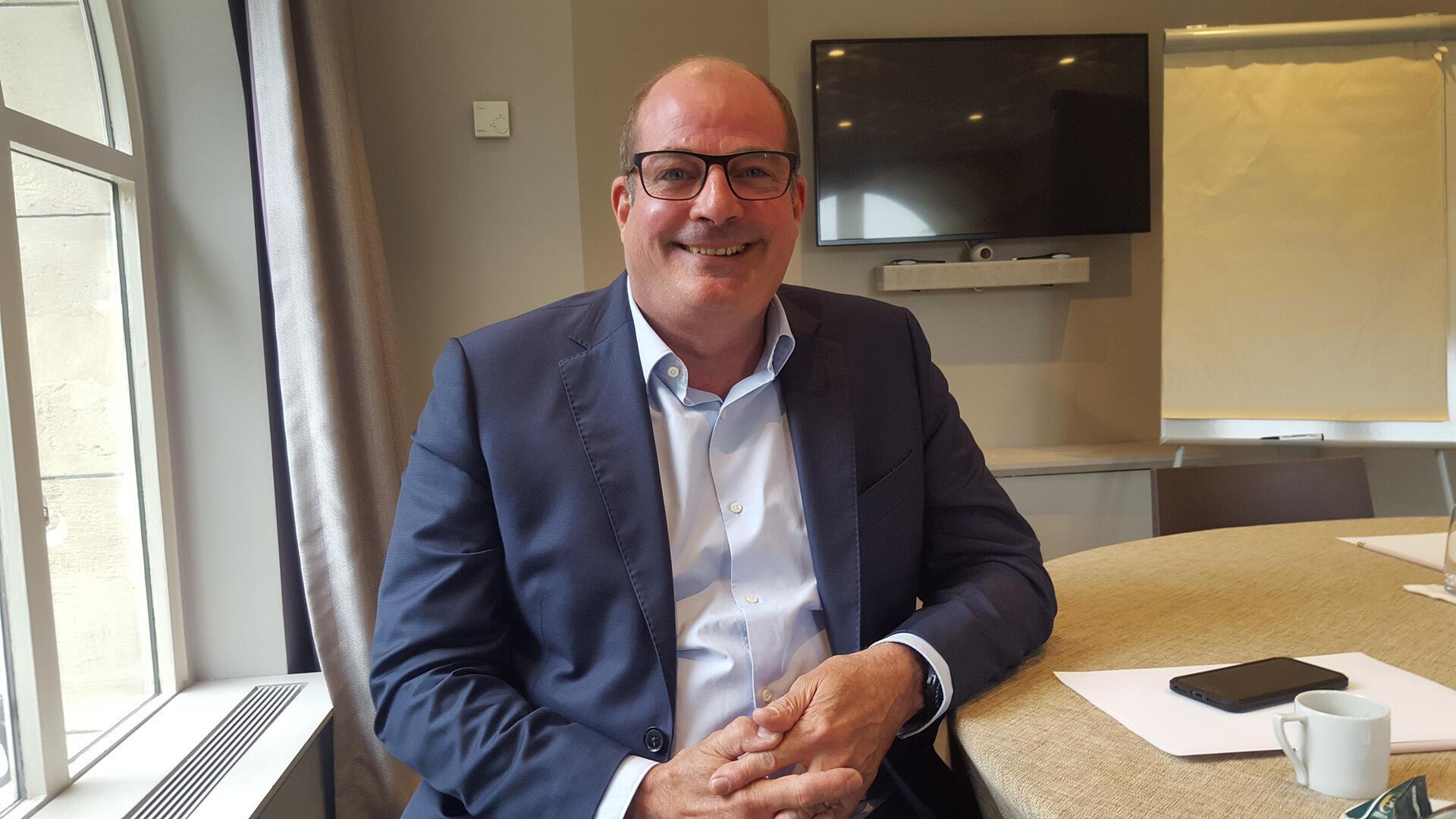 Jérôme Foucault, président du Conseil d'Administration - ADEPALE -  Le coq chante 19 septembre 2021