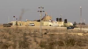 Fronteira entre o território israelense e a península egípcia do Sinai