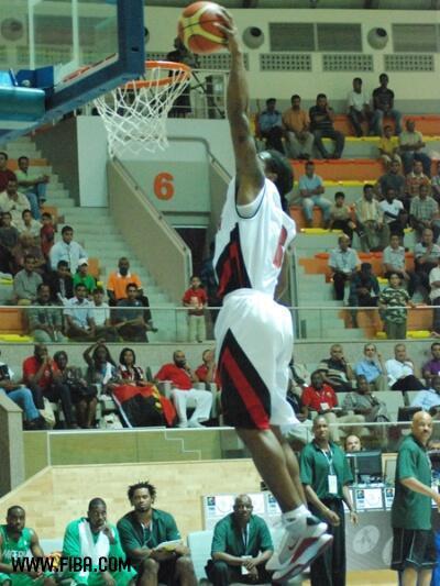 Les Angolais sont encore d'attaque dans cet Afrobasket.