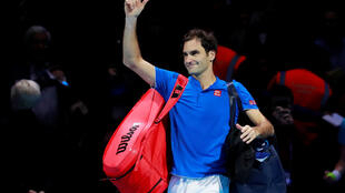 Roger Federer had been attempting to win a record seventh end of season championships.