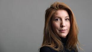 Найденное в море тело женщины без головы, без рук и без ног принадлежит шведской журналистке Ким Валль, сообщила датская полиция в среду, 23 августа.