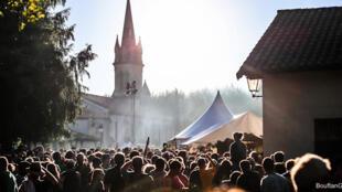 Festival musical Musicalarue, Luxey 2018.
