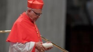 O arcebispo Baltazar Porras explicou que a Igreja Católica oferecerá agasalhos, alimentação e orientação aos migrantes que saem da Venezuela.