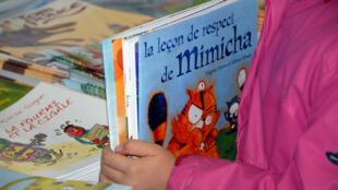 """L'association """"Lire c'est partir"""" propose 130 titres différents pour les 4-12 ans."""
