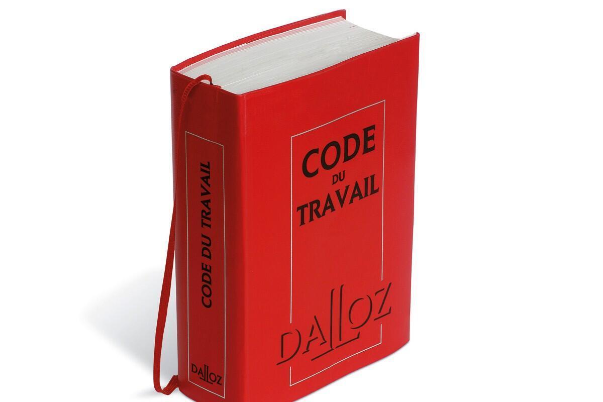 Трудовой кодекс Франции (издательство Dalloz, 2010 - 3 492 страниц)