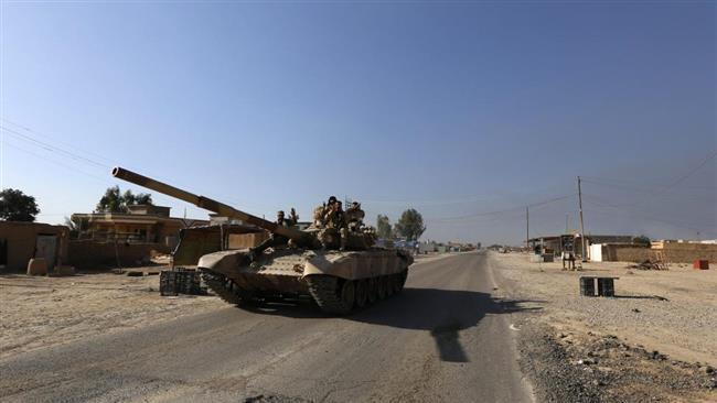 Iran là một quốc gia tham chiến tại Irak.