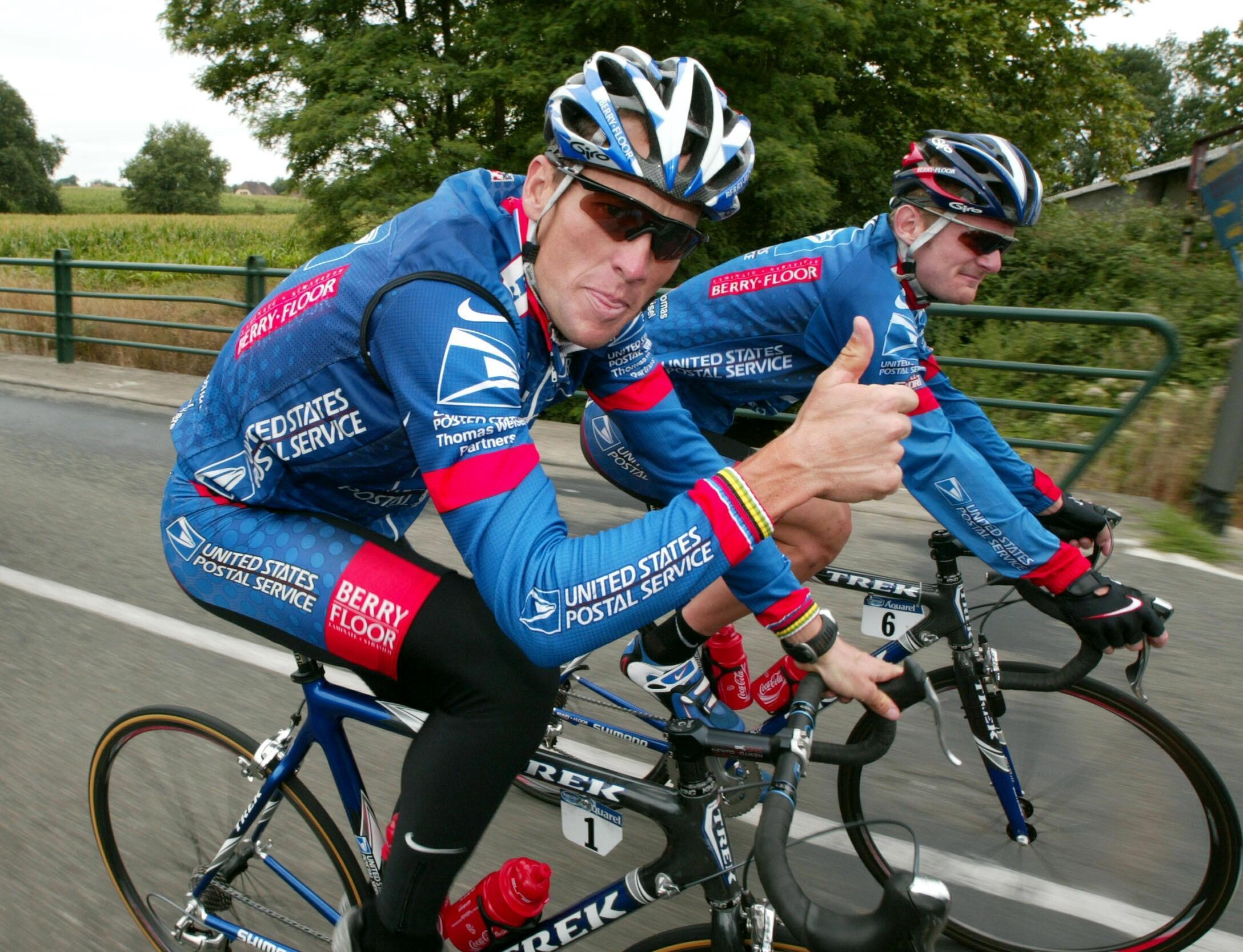 Лэнс Армстронг, Тур де Франс, 22 июля 2003 года