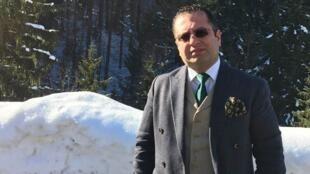 """سعید کریمیان، مدیر شبکه تلویزیونی """"جم تیوی"""" در استانبول ترکیه هدف سوءقصد قرار گرفته و کشته شد"""